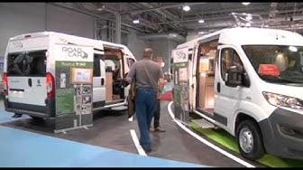 Retkeilyautot uutuutena Caravan -messuilla