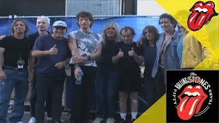 Смотреть клип The Rolling Stones & Ac/Dc - Rock Me Baby