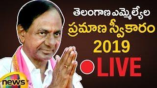 Telangana Assembly LIVE | Telangana MLAs Oath Ceremony LIVE | Telangana Latest News |  Mango News