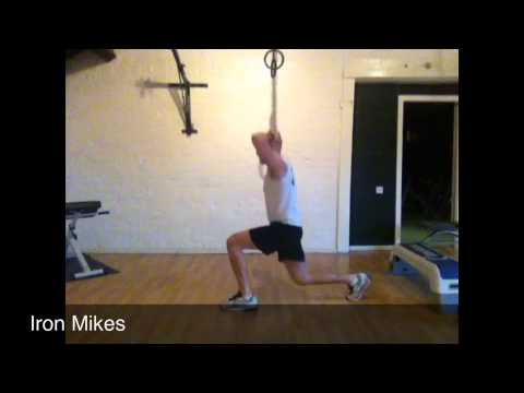 Iron mikes exercise