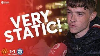 OLE TACTICALLY CONFUSED? Man Utd 1-1 (5-3 Pens) Rochdale Fan Cam