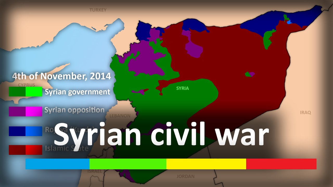 the syrian civil war and its Ii understanding iran's role in the syrian  timeline of milestones in iran's engagement in the syrian civil war  tehran's ultimate ambitions in syria, its.