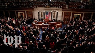 Historic 116th Congress arrives in Washington