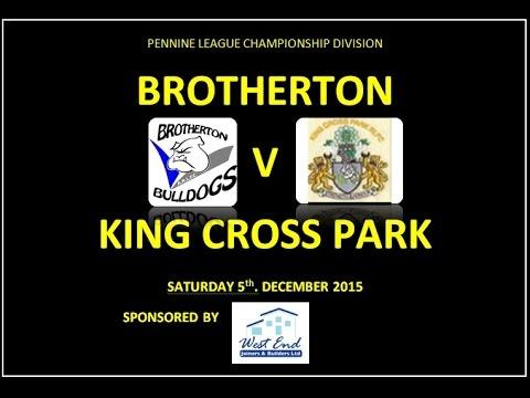 BROTHERTON v KING CROSS PARK