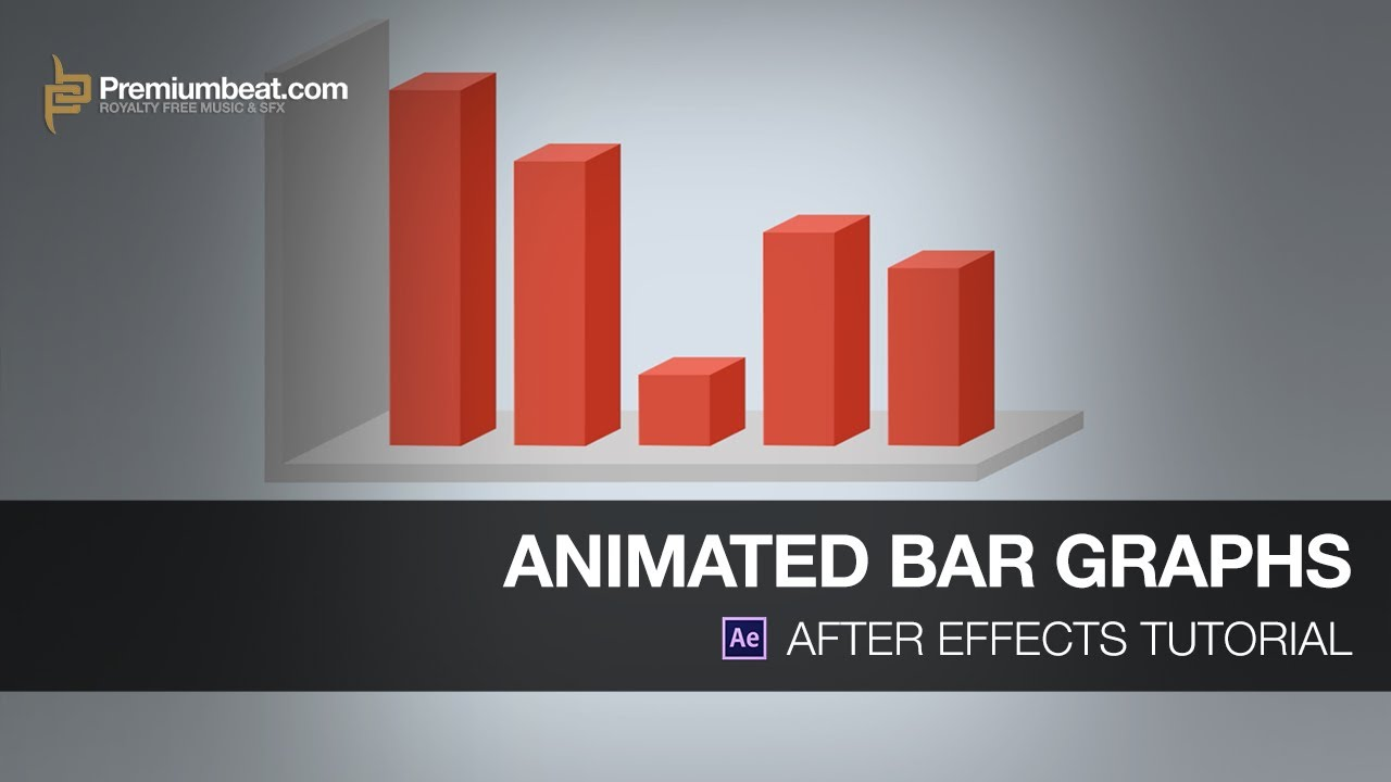 How to Create a Bar Graph in Adobe After Effects - YouTube