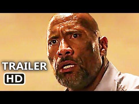 SKYSCRAPER Official Trailer # 2 TEASER (NEW 2018) Dwayne Johnson Action Movie HD