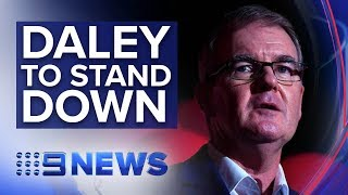 NSW Labor leader Michael Daley to step down after losing state election | Nine News Australia