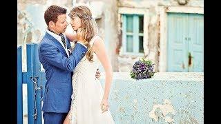 Свадьба на Родосе на площадке Святая Софья Анны и Алексея