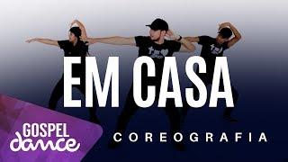 gospel dance em casa daniel araujo