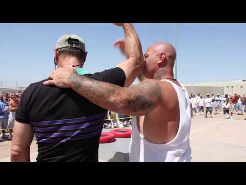 Armwrestling In Prison