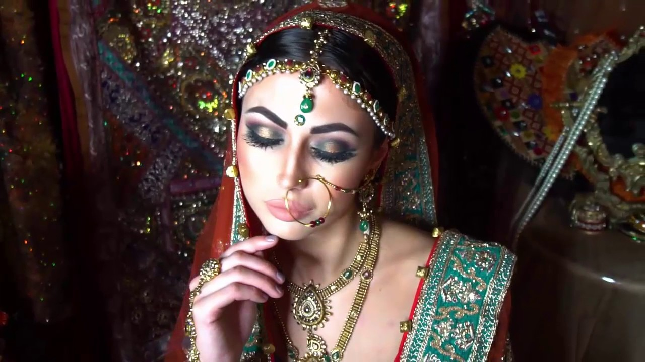 Asian bridal training