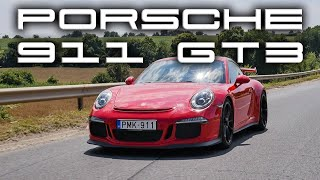 Nem tudsz meggyőzni, hogy van jobb - Porsche 911 GT3 (991) 2014.