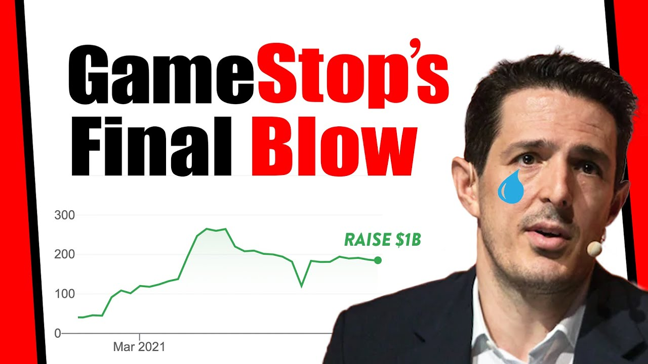 GameStop's Final Blow to the Short Sellers