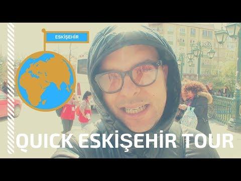 Quick Eskişehir Tour