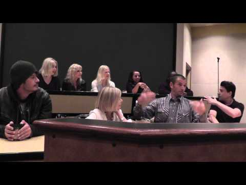 NOES:The Dream Master panel Scranton,PA 10-4-14 part 1