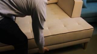 """Обзор на угловой Диван-кровать """"Madison"""" F06-01"""