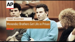 Menendez Brothers Get Life In Prison - 1996 | Today In History | 17 Apr 17