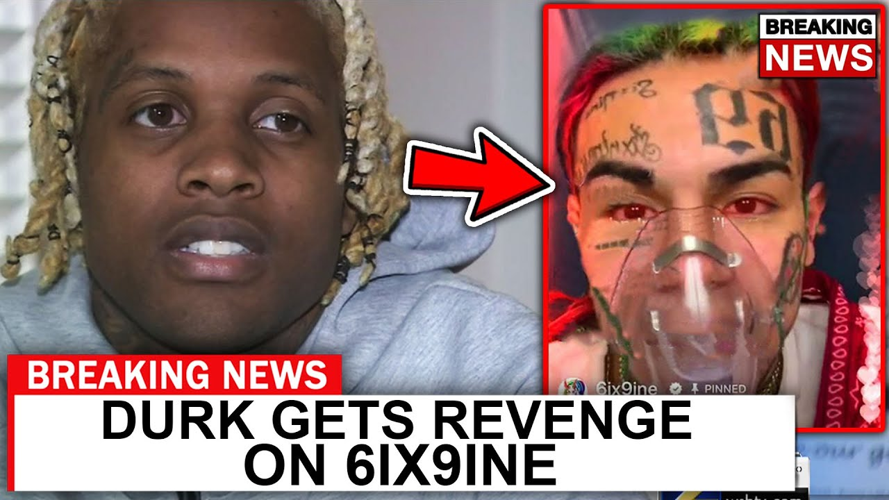 LIL DURK TARGETS 6IX9INE AFTER DISSING KING VON (6IX9INE LEFT IN CRITICAL CONDITION)