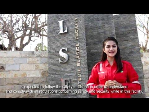 SAFETY INDUCTION PROFILE PT LINTECH DUTA PRATAMA