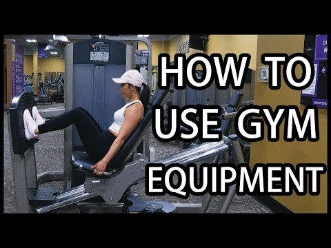 How to Use Gym Equipment | Beginner's Guide