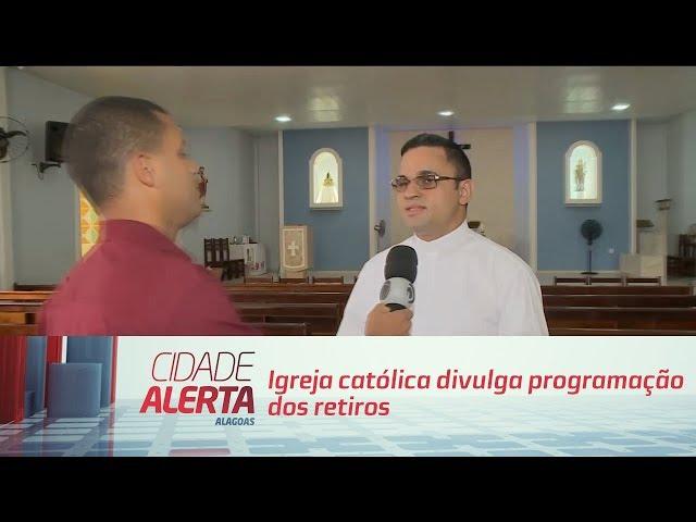Carnaval: Igreja católica divulga programação dos retiros