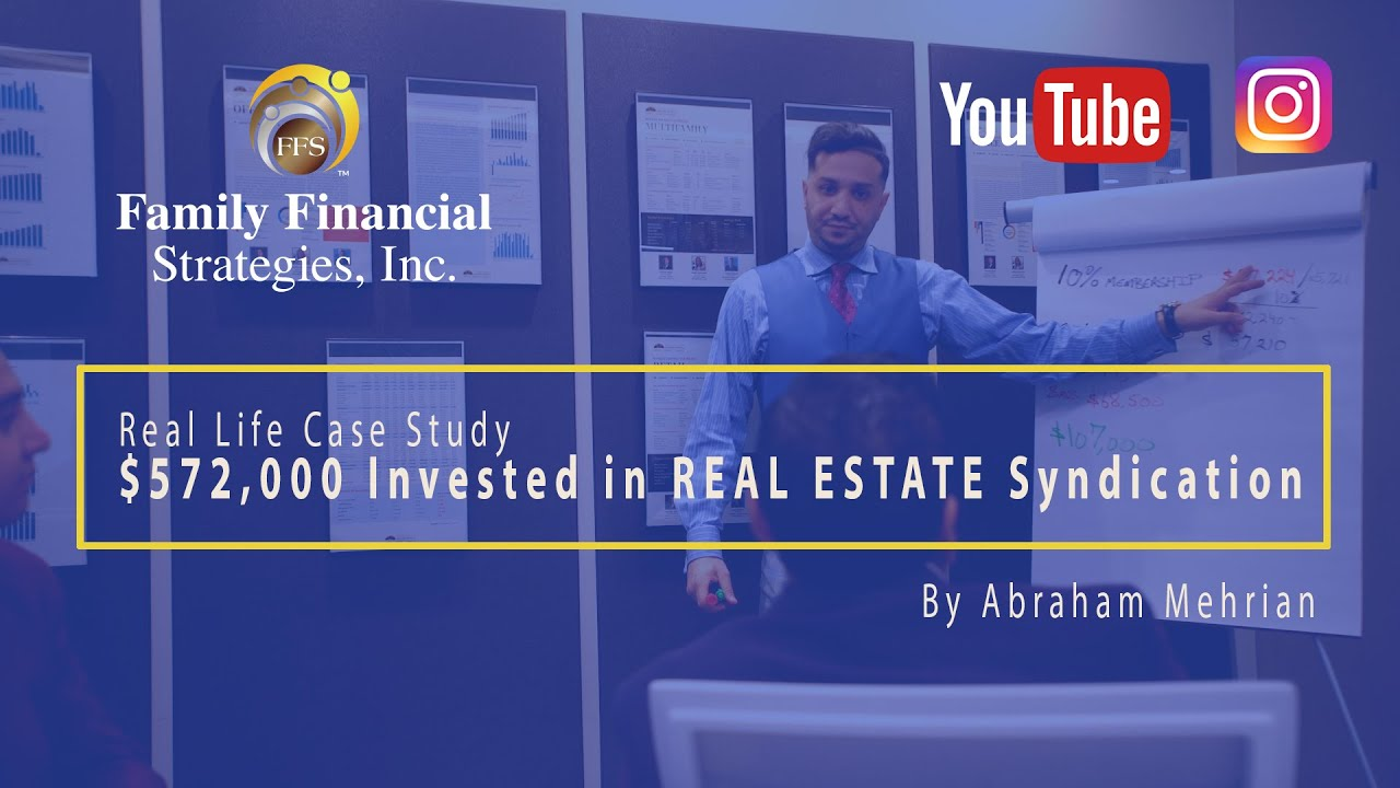 New Release: Investor Lesson #29 $572,000 Real Life Case Study - By Abraham Mehrian