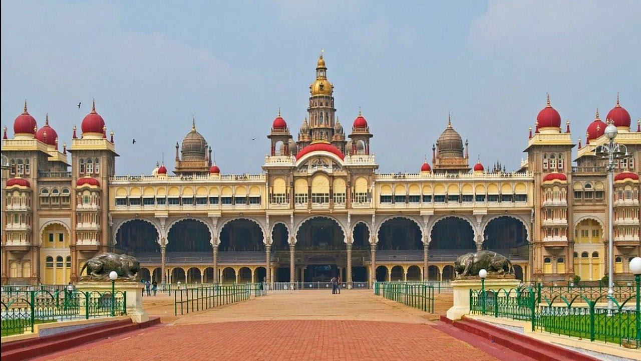 Istana Mysore, Mysore, Karnataka