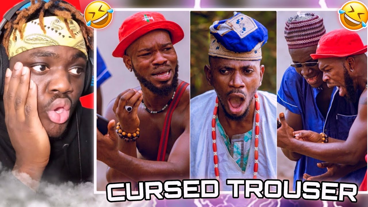 BRODA SHAGGI CURSED TROUSERS | Funny Comedy I Trid Not Too Laugh | Bobo Derry Reacts