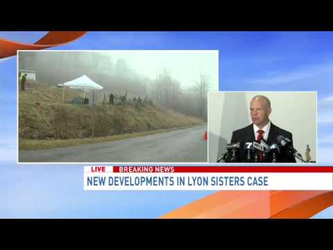 Lyon sisters case full press conference in Bedford, Virginia
