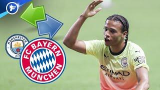 Leroy Sané veut rejoindre le Bayern Munich cet hiver | Revue de presse