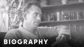 John Steinbeck - Nobel Prize Author | Mini Bio | BIO