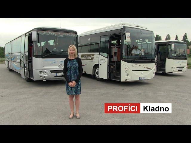 PROFÍCI Kladno - Jana Christelová Lamerová - autobusová doprava