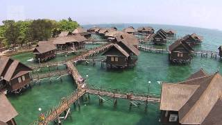 Pulau Ayer : Top of Indonesia - Preview (Phantom 2 Vision+)