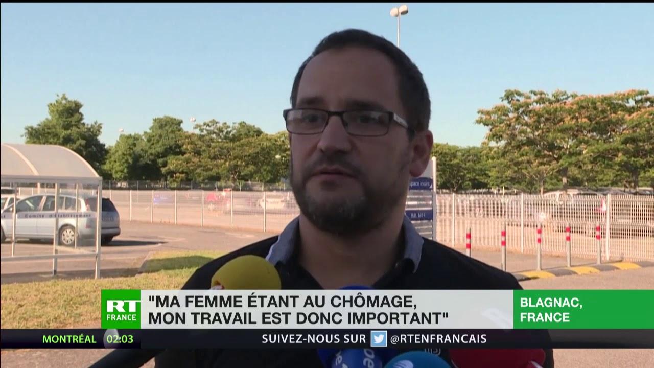 Airbus : mobilisation des salariés en Occitanie