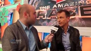 Phil Keoghan of The Amazing Race