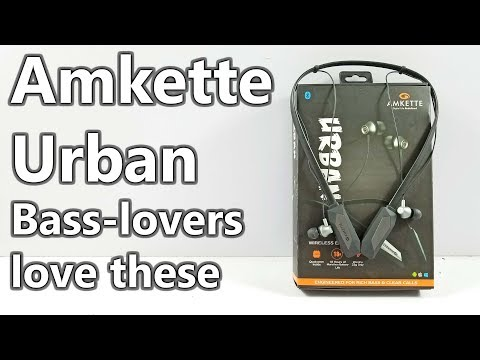 Amkette Urban Review Unboxing and Full Hands on - Nothing Wired