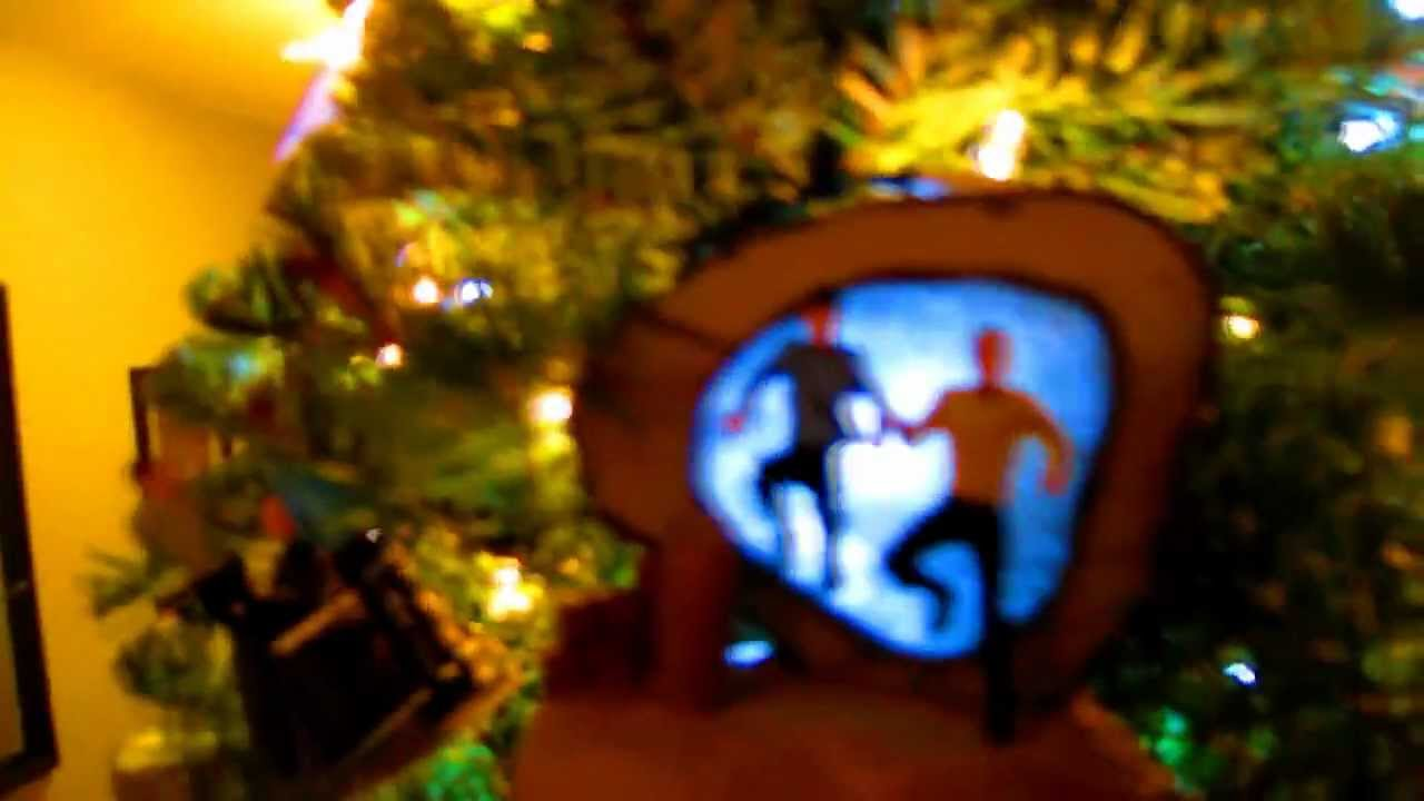 Star Trek Christmas Tree - YouTube