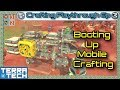 TerraTech Crafting Ep 3 - Booting Up Mobile Fabrication [0.7.9]