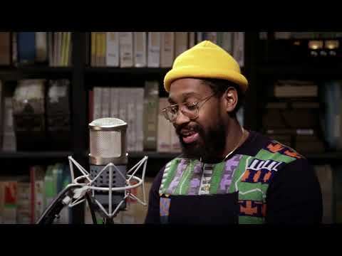 PJ Morton - Claustrophobic- 12/13/2017 - Paste Studios - New York - NY