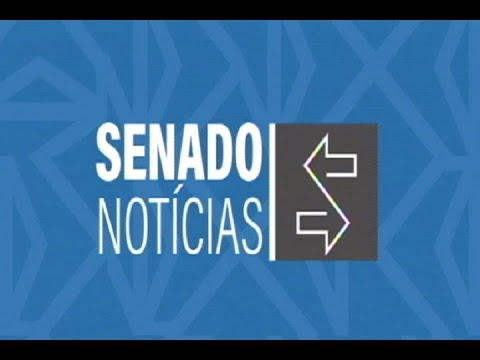 Edição da noite: Senado discute intervenção federal na segurança do Rio de Janeiro