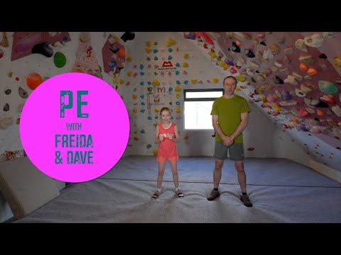PE with Freida MacLeod
