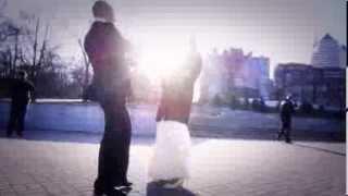 Свадебный видеофильм Олега и Кристины 7.12.2013г. Днепропетровск