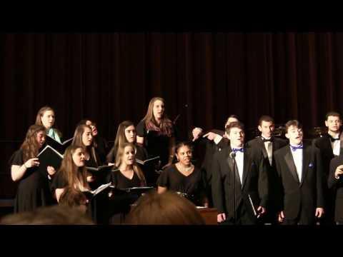 """""""Four Chords"""" - Nashua High School North Chorale 3/28/2017"""