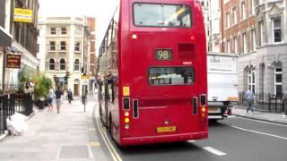 Metroline VP577 LK04ENE in Bloomsbury Street