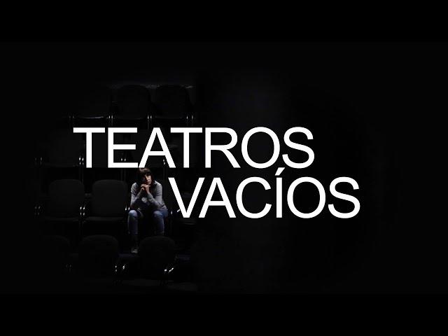 [TEATROS VACÍOS] Teatros en Blanco