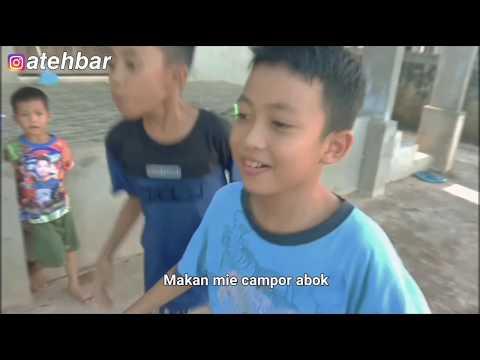PANTUN ANAK KAPUAS HULU, Lawakan Degel | Atehbar Video Instagram