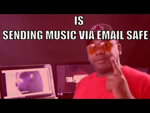 SENDING YOUR MUSIC VIA EMAIL-PROS AND CONS