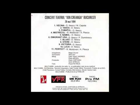 Timpuri Noi - Unplugged in concert (1994) - CD rip
