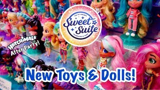NEW TOYS Sweet Suite 2019 & Hatchimal Party