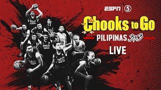 LIVE: Second Tour | Chooks-to-Go Pilipinas 3x3